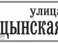 Кабицынская